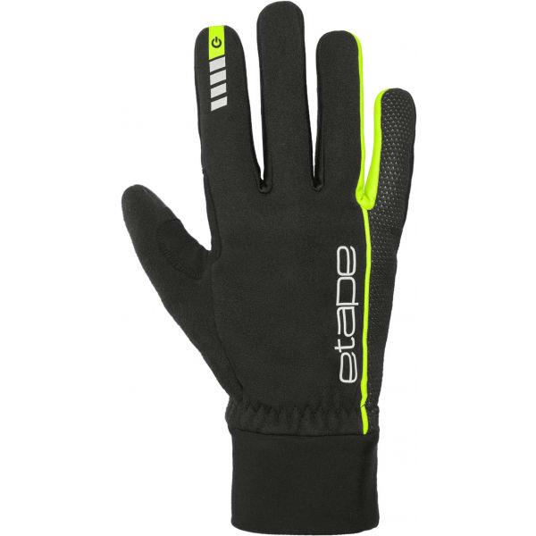Etape PEAK WS+ černá L - Zimní rukavice
