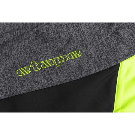 Men's team jersey/sweatshirt - Etape STONE - 7
