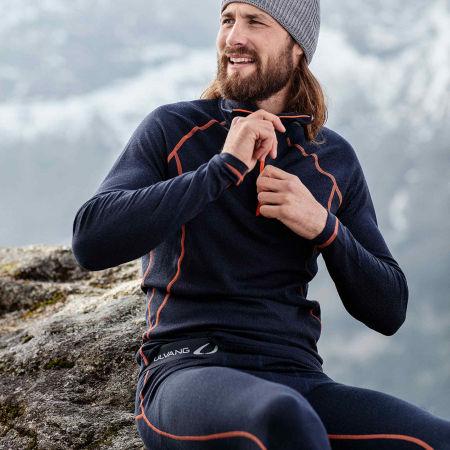 Wełniane spodnie termoaktywne męskie - Ulvang 50FIFTY 2.0 M - 3