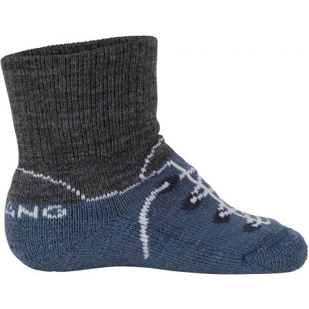 Детски чорапи - Ulvang SPESIAL KIDS ANTI SLIP - 2