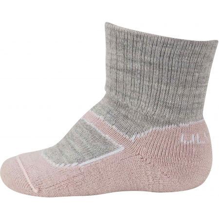 Dětské ponožky - Ulvang SPESIAL KIDS ANTI SLIP - 2
