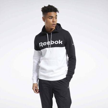 Men's sweatshirt - Reebok TE LL OTH HOODIE - 3