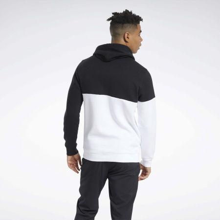 Men's sweatshirt - Reebok TE LL OTH HOODIE - 5