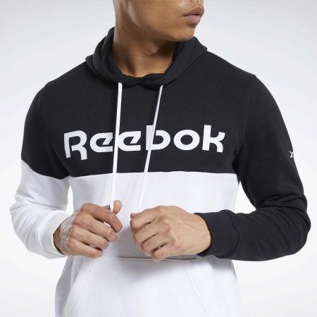 Men's sweatshirt - Reebok TE LL OTH HOODIE - 6