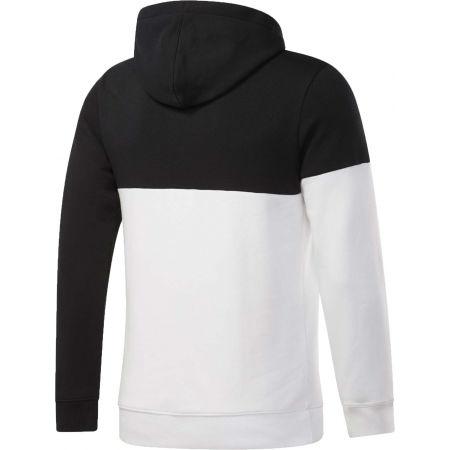 Men's sweatshirt - Reebok TE LL OTH HOODIE - 2