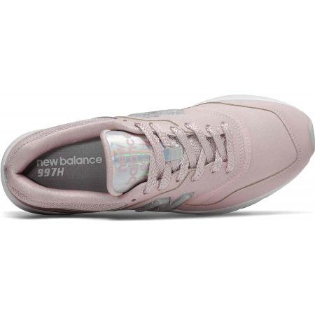 Women's leisure shoes - New Balance CW997HBL - 3