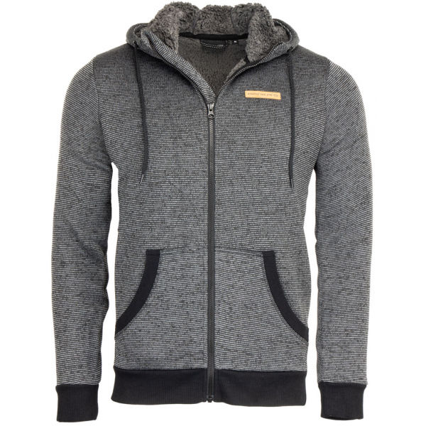 ALPINE PRO HEMIR  L - Pánsky sveter