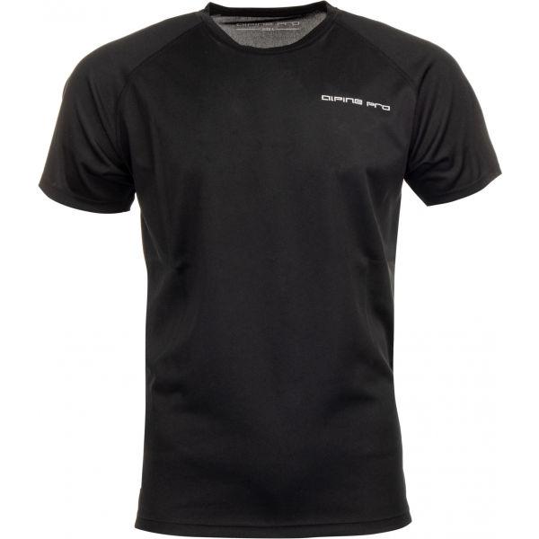 ALPINE PRO LENEN  S - Pánske tričko