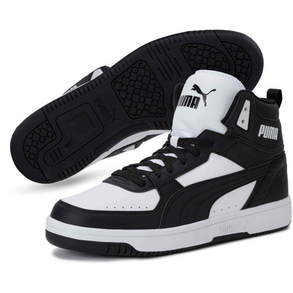 Puma REBOUND JOY černá 8.5 - Pánská volnočasová obuv