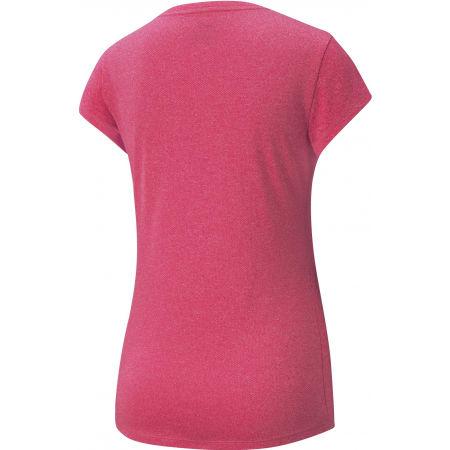 Дамска тениска - Puma ACTIVE LOGO HEATHER TEE - 2