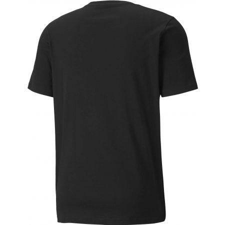 Pánske tričko - Puma CAT BASIC TEE - 2