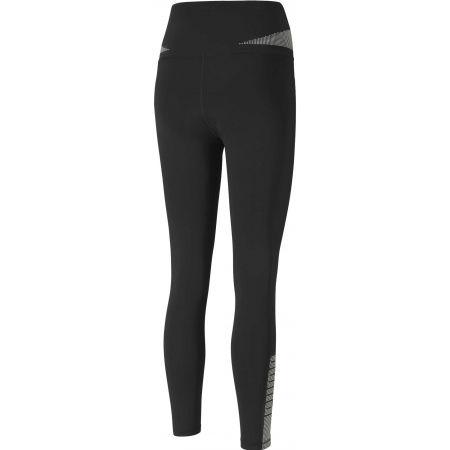 Women's sports leggings - Puma EVOSTRIPE HIGH WAST 7/8 TIHGT - 2