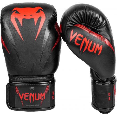 Boxerské rukavice - Venum IMPACT BOXING GLOVES - 2