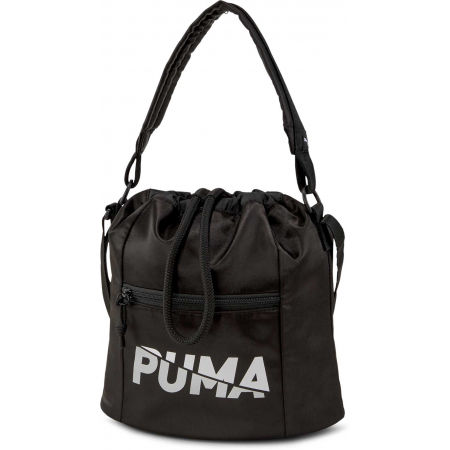Torba sportowa damska - Puma WMN CORE BASE BUCKET BAG - 1
