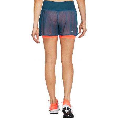 Dámské běžecké kraťasy - Asics VENTILATE 2-N-1 3.5IN SHORT - 2