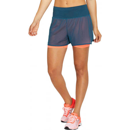 Asics VENTILATE 2-N-1 3.5IN SHORT - Women's running shorts