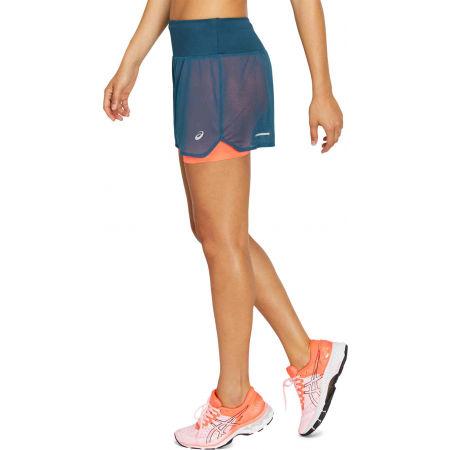 Dámské běžecké kraťasy - Asics VENTILATE 2-N-1 3.5IN SHORT - 3