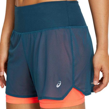 Pantaloni scurți de damă - Asics VENTILATE 2-N-1 3.5IN SHORT - 4