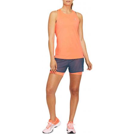 Dámské běžecké kraťasy - Asics VENTILATE 2-N-1 3.5IN SHORT - 6