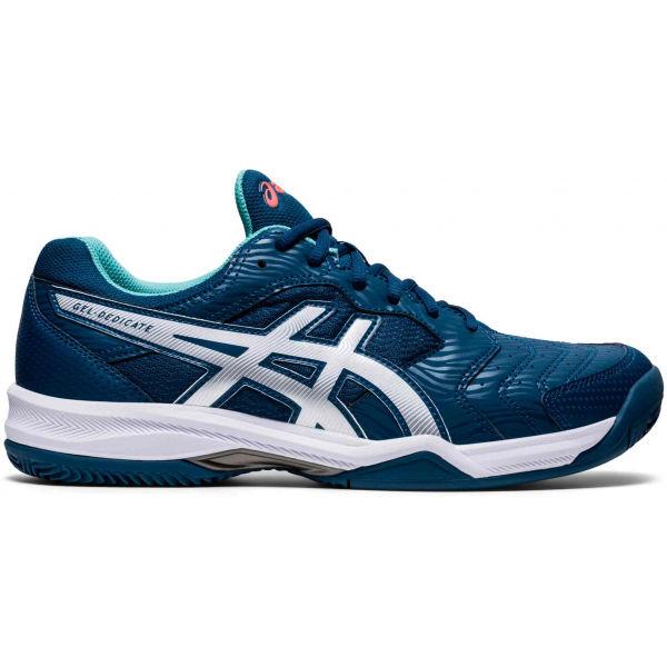 Asics GEL-DEDICATE 6 CLAY  10.5 - Pánská tenisová obuv