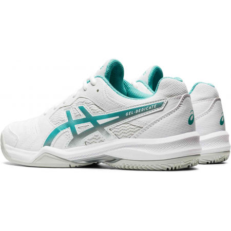 Women's tennis shoes - Asics GEL-DEDICATE 6 CLAY W - 4