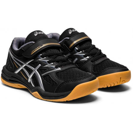 Детски обувки за спорт в зала - Asics UPCOURT 4 PS - 3