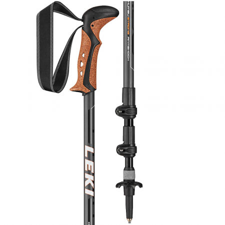 Leki KHUMBU AS DSS/SL PLUS - Extendable trekking poles