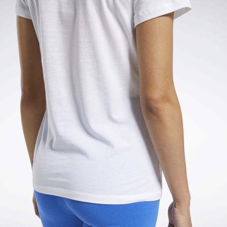 Women's T-shirt - Reebok TE GRAPHIC TEE REAL - 7