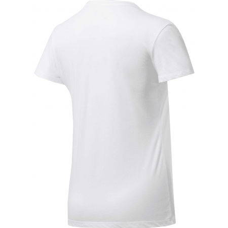 Women's T-shirt - Reebok TE GRAPHIC TEE REAL - 2