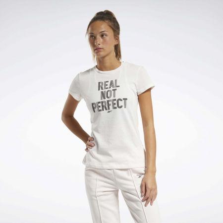 Dámské tričko - Reebok TE GRAPHIC TEE REAL - 3
