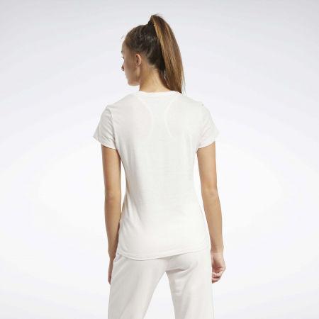 Dámské tričko - Reebok TE GRAPHIC TEE REAL - 5