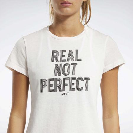 Dámské tričko - Reebok TE GRAPHIC TEE REAL - 6