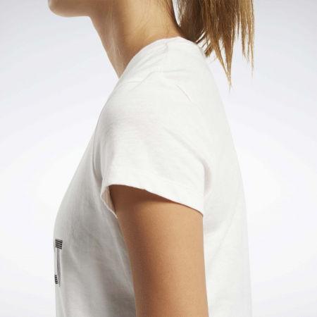 Dámské tričko - Reebok TE GRAPHIC TEE REAL - 7