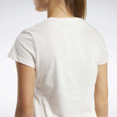 Dámské tričko - Reebok TE GRAPHIC TEE REAL - 8