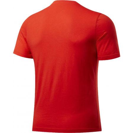 Tricou bărbați - Reebok GS OPP TEE GRAPHIC - 2