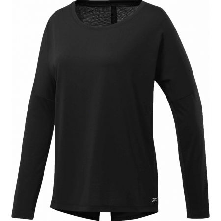 Reebok WOR SUPREMIUM LONG SLEEVE - Women's T-shirt