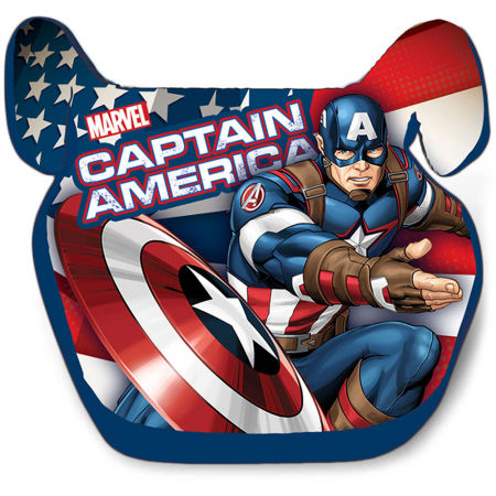 Kid's seat cushion - Disney CAPITAN AMERICA