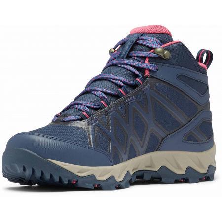Dámské outdoorové boty - Columbia PEAKFREAK X2 MID - 4