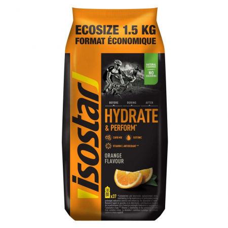 Isostar HYDRATE & PERFORM POMARANČ 1,5 kg - Izotonický nápoj v prášku