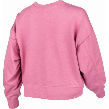 Women's workout sweatshirt - Nike DRY GET FIT CREW SWSH W - 3