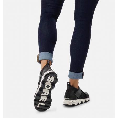 Women's leisure shoes - Sorel KINETIC SNEAK - 7