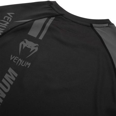 Kompresné tričko - Venum LOGOS RASHGUARD - 7