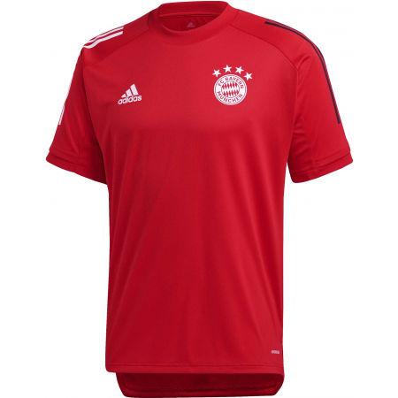 adidas FCB TR JSY - Tricou fotbal bărbați