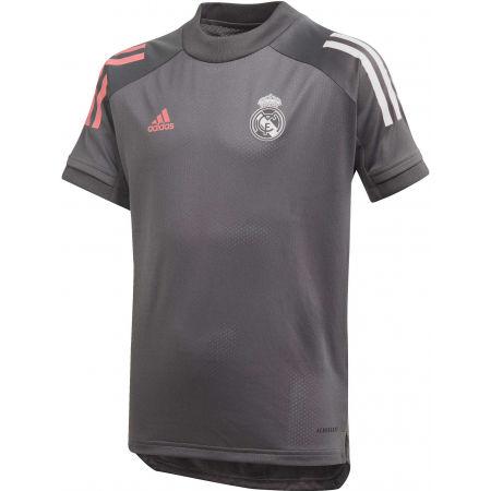adidas REAL TR JSY Y - Dětský fotbalový dres