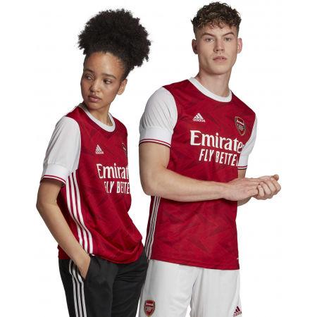Pánsky futbalový dres - adidas AFC H JSY - 3