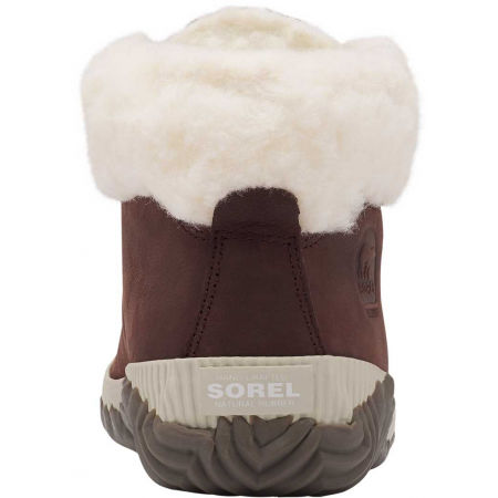 Women's winter footwear - Sorel OUT N ABOUT PLUS CONQUES - 6