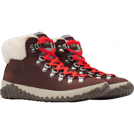 Women's winter footwear - Sorel OUT N ABOUT PLUS CONQUES - 3