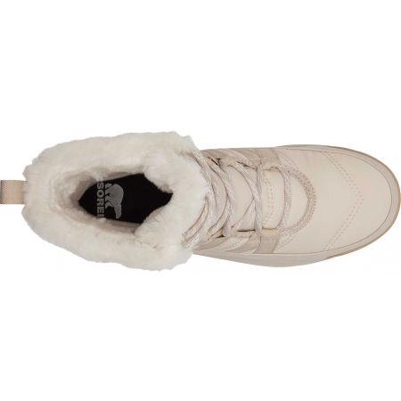 Dámska zimná obuv - Sorel WHITNEY II SHORT LACE FU - 4