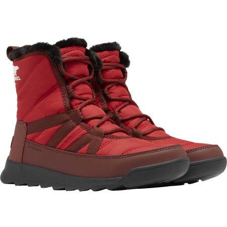 Women's winter shoes - Sorel WHITNEY II SHORT LACE FU - 3