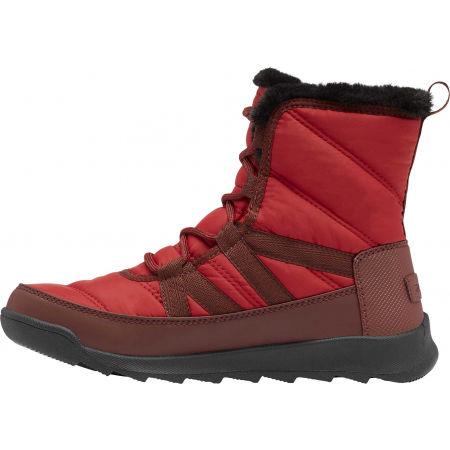 Women's winter shoes - Sorel WHITNEY II SHORT LACE FU - 2